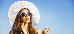 Правильный уход за волосами летом