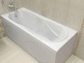 Акриловая ванна Koller Pool Delfi 1700х700х410