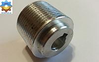 Шкив на вал двигателя картофелечистки Pasquini PSP700 (10кг)