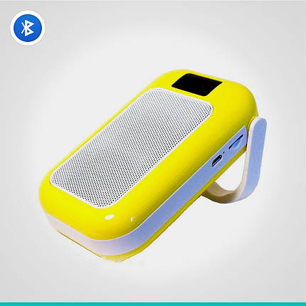 Портативная колонка Neeka NK-BT09 Bluetooth, фото 2
