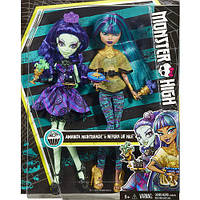 Monster High Нефера де Нил и Аманита Найтшейд Крик и сахар Nefera de Nile and Amanita Nightshade  Scream Sugar