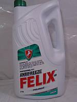 Антифриз зеленый G11 Феликс Пролонгер 5кг