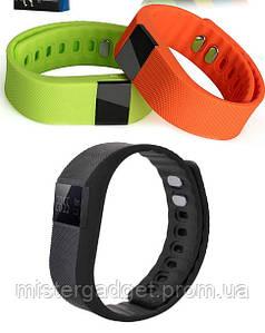 Фитнес браслет Bluetooth IP67. Влагозащищенный Шагомер, Счетчик калорий, Часы