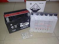 Гелевый аккумулятор  АКБ 9AM YTX9-BS (GEL) на мопед,KANUNI,VIPER,MUSTANG 150-250 Yuasa
