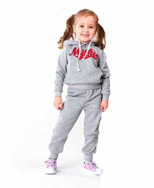 Дитячі спортивні костюми для дівчаток в каталозі Сенсорик