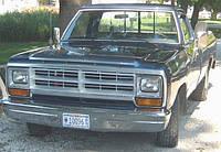 Лобовое стекло Dodge RAM 150, 250, 350, триплекс