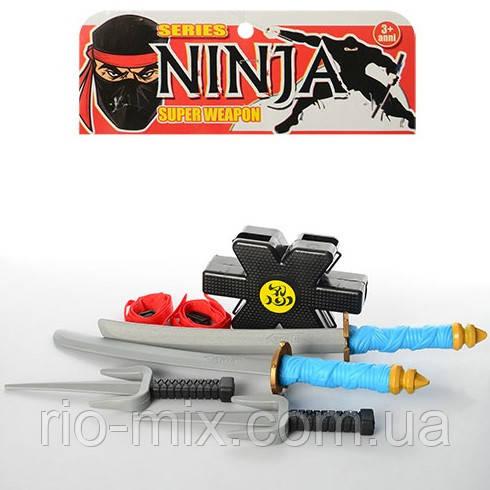 Детский набор Ниндзя RZ1332, фото 1