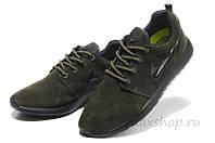 Кроссовки Мужские Roshe Roshe Yeezy Nike (35-45 болотные)