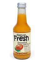 Смузи органический Mango Dream Natur Fresh