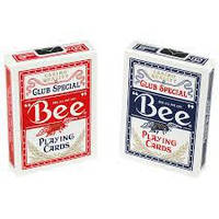 Конусная колода карт Bee, фото 1