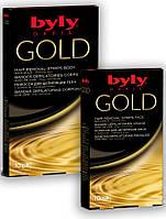 Byly Gold Полоски восковые для депиляции тела