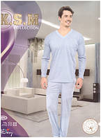 Пижама на флисе мужская