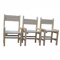 Детский стульчик растущий сосна 26-30-34 (SportBaby TM)