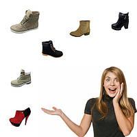 Демисезонная женская обувь в нашем интернет-магазине