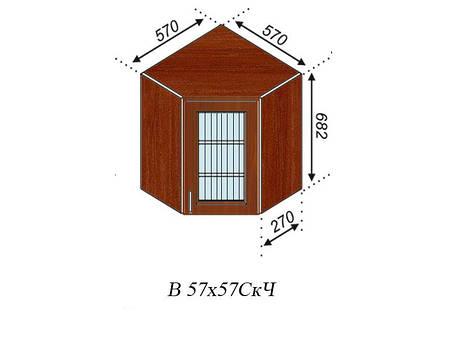 57х57СкЧ Оля (Світ Меблів ТМ), фото 2