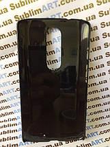 Чехол для 2D сублимации пластиковый на Motorola Moto X Force черный, фото 3