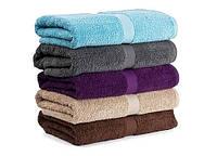 Махровые полотенца в повседневной жизни.