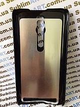 Чехол для 2D сублимации пластиковый на ASUS Zenfone 2 черный, фото 3