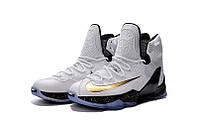 Мужские баскетбольные кроссовки Nike Lebron 13 Elite (White) , фото 1