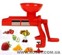 Машинка ручная для измельчения томатов Tomato Juicer