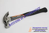 Молоток-гвоздодер с обрезиненной ручкой, 450гр MIOL арт.32-625, фото 1