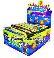 Жевательная конфета Shockers Супер Кислый 60 шт (JJ Пакистан)