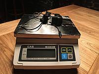 Весы кухонные и торговые CAS SW-2 б/у