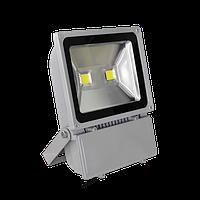 Светодиодный прожектор LEDEX 100W, 9000lm, 6500К холодный белый, 120º, IP65, TL11708, Premium
