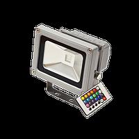 Светодиодный прожектор LEDEX 10W RGB, 120º, IP65, TL11713, Standard