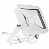 Светодиодный прожектор LEDEX 10W slim SMD, 900lm, 6500К холодный белый, 180º, IP65, TL12732, Premium