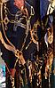 Шелковая косынка двухсторонняя, фото 3