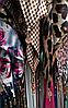 Шелковая косынка двухсторонняя, фото 4