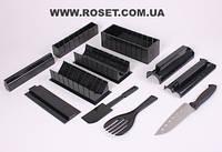 Набор для приготовления рoллов и суши 5 в 1 Мидори