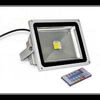 Светодиодный прожектор LEDEX 20W RGB, 20º, IP65, TL11714, Standard