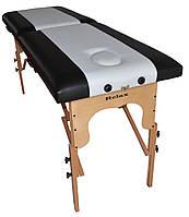 Стол массажный деревянный 2-х сегментный RELAX