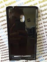 Чехол для 2D сублимации пластиковый на ASUS Zenfone 6 черный, фото 3