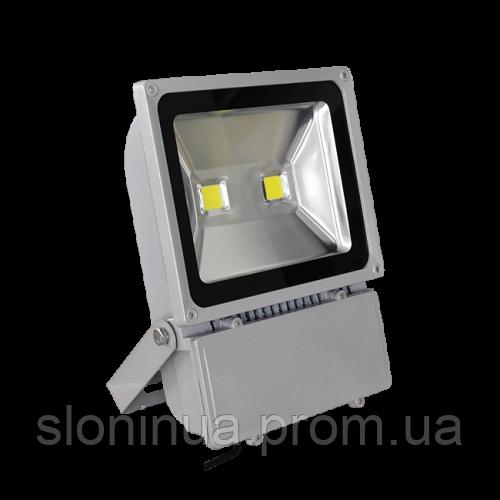 Светодиодный прожектор LEDSTAR 100W, 6500 lm, 6500К холодный белый, 120º, IP65, TL12721, ECO