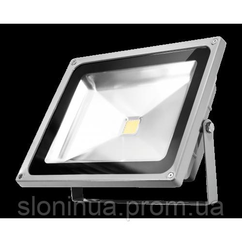 Светодиодный прожектор LEDSTAR 20W, 1300lm, 6500К холодный белый, 120º, IP65, TL12101, ECO