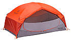 Палатка туристическая Marmot Limelight 2p MRT 27930 Cinder/Rusted Orange, фото 3