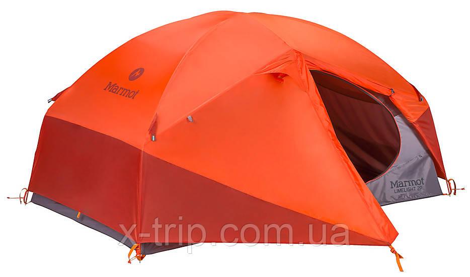 Палатка 3 х местная Marmot Limelight 3P 27940