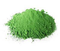 MultiChem. Зелений 835, Китай, 0,5 кг. Пигмент зеленый железоокисный для бетона и тротуарной плитки.
