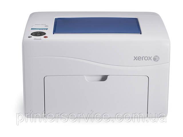Цветной cветодиодный принтер Xerox Phaser 6010N, формата А4