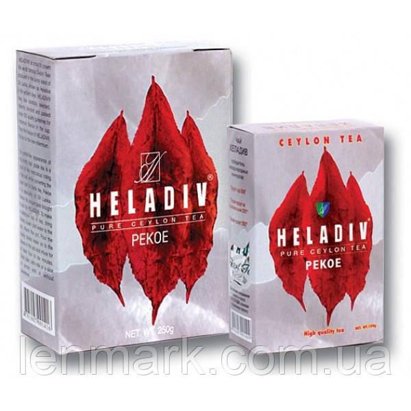 Черный чай листовой Heladiv Pekoe, 85 г