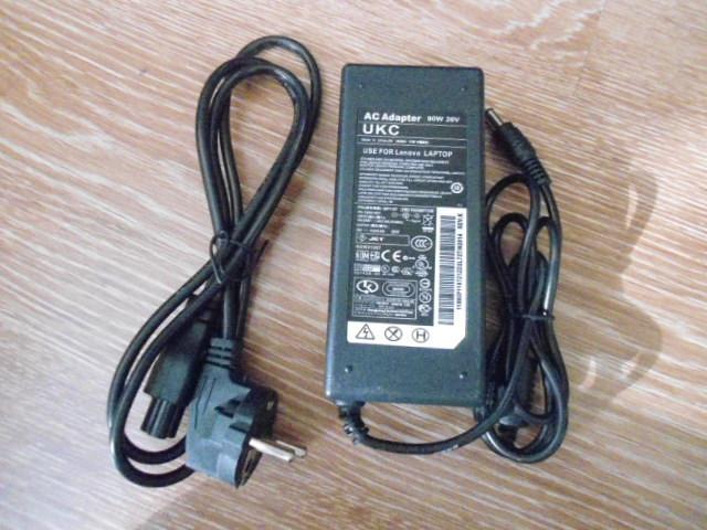 Блок питания адаптер к ноутбуку Lenovo 20V 4.5A 5,5*2,5
