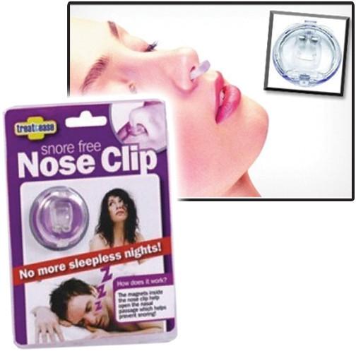Устройство от храпа Клипса Антихрап Nose clip