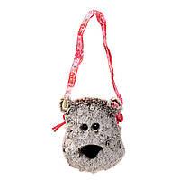 Lilliputiens - Детская сумочка медведица Цезария