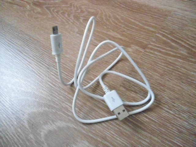 USB micro USB кабель шнур переходник 85 см