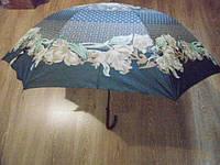 Зонт зонтик трость полуавтомат