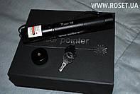 Лазерная указка Laser Pointer TYLaser-306 RED с фокусировкой + защита от детей