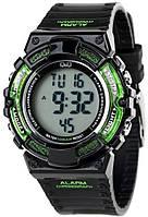 Часы детские Q@Q  Water Resist 10Bar, противоударные, m138j001y